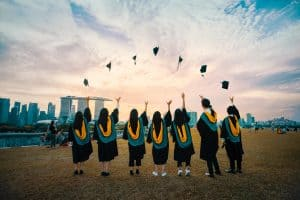 how i accidentally got a master's degree, Should you get a master's degree? Should you go into the workforce after undergrad? How did I get a graduate degree? Check out the Young Professionalist's journey towards a graduate degree on The Confused Millennial!