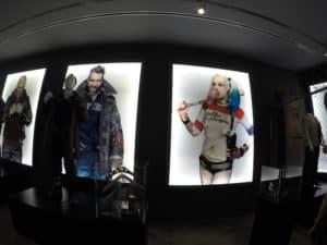 dc universe exhibit warner bros studio