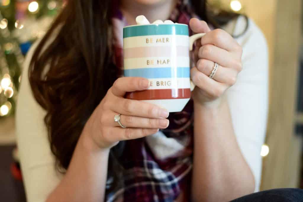 holiday mug blog passion project hello rigby