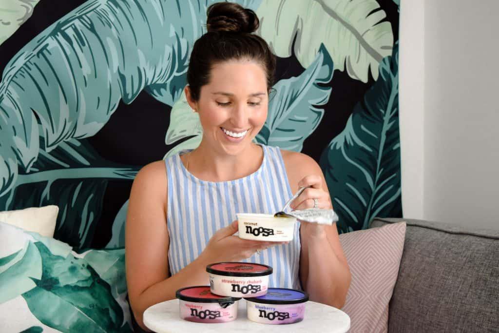 noosa yoghurt, healthy yoghurt