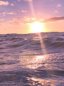 Hawaiian Sunset, fairmont kea lani