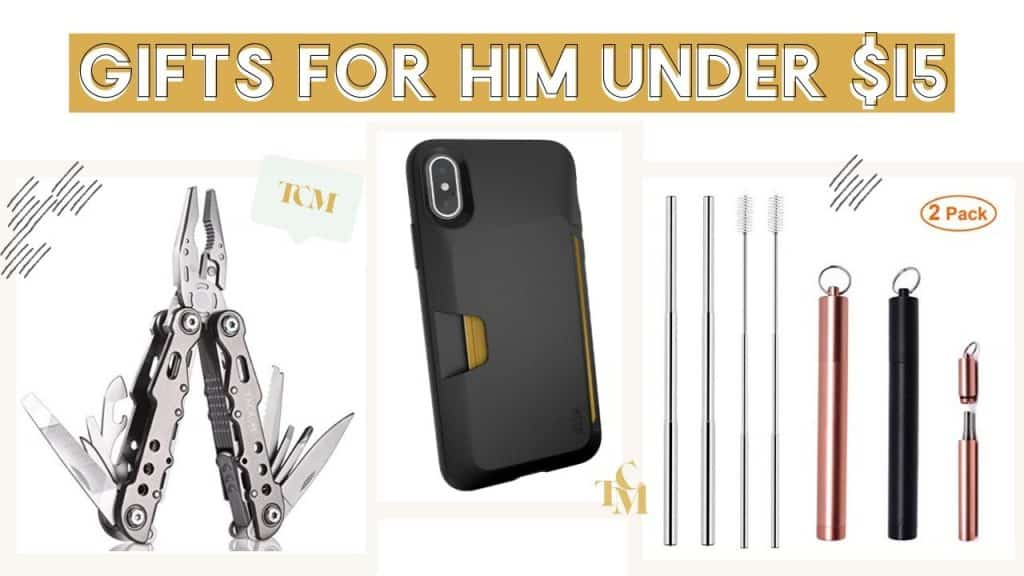 Best Gifts For Men 2019: Christmas Gift Guide For Him Under $15