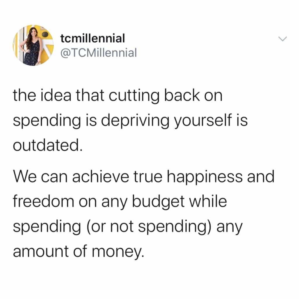 financial meme saving money