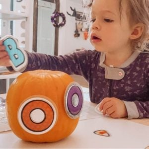 easy pumpkin activity toddler