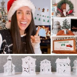 7 Of The BEST Dollar Tree Christmas DIYs To Try This Year