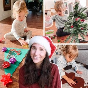 indoor holiday activities for toddlers