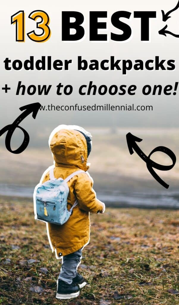The best toddler backpacks for boys and girls heading off to daycare or preschool! Featuring dinosaurs, astronauts, zoo animals, sharks, unicorns, and more!