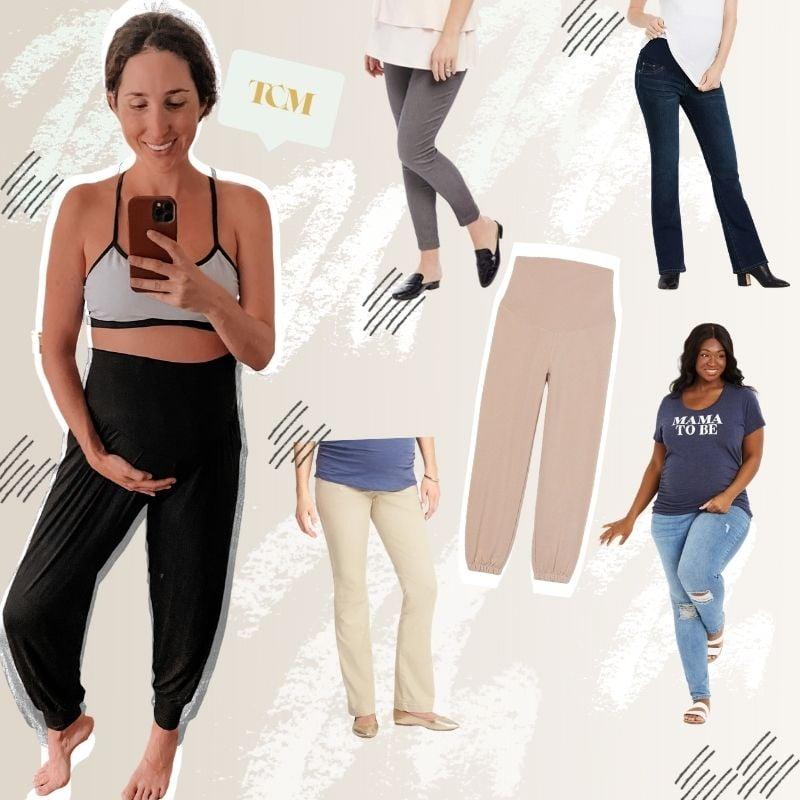 best maternity pants