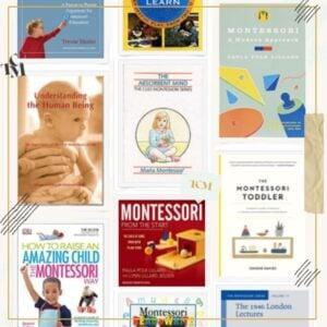 best montessori books for parents