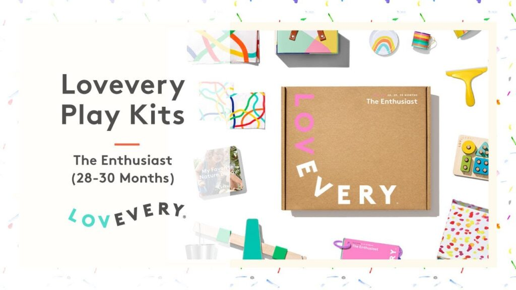 lovevery the enthusiast play kit review