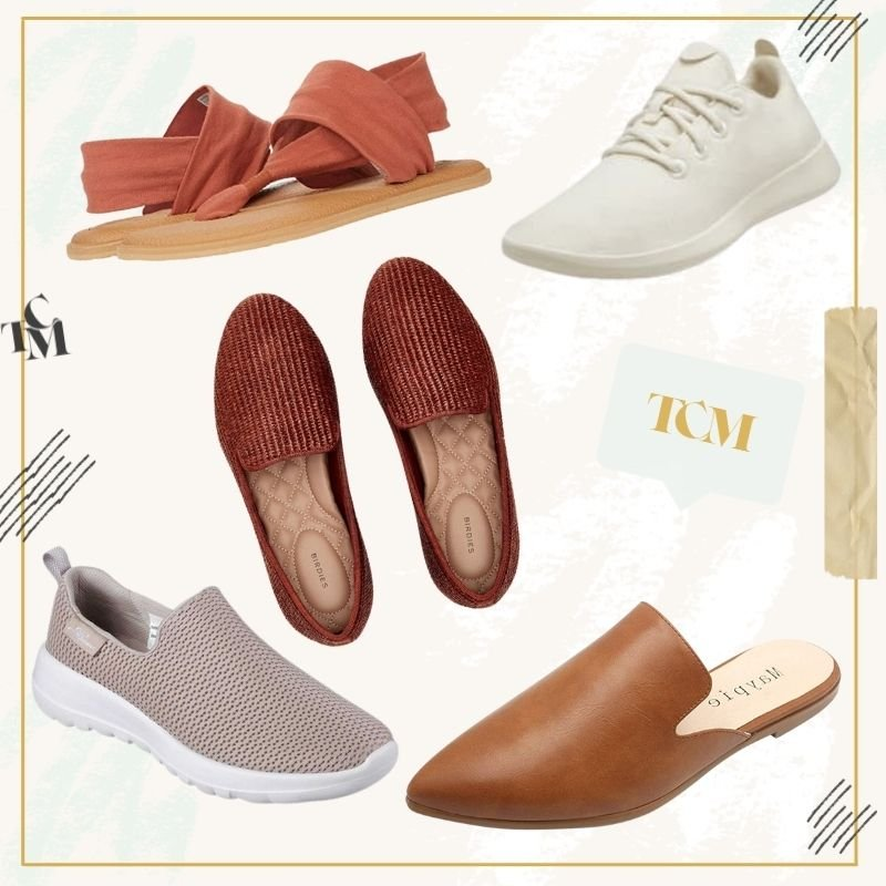 best pregnancy shoes